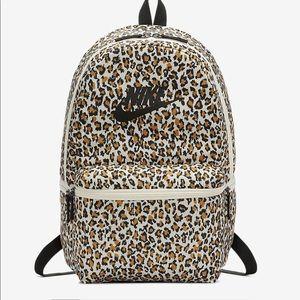 Nike Bags - Nike cheetah backpack